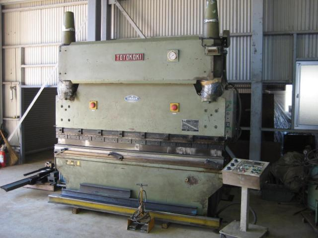 2.5m油圧プレスブレーキHPB-11025AS