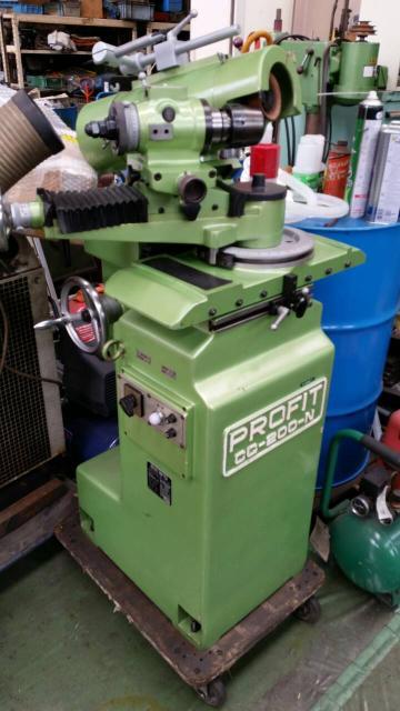 工具研削盤CG-200N
