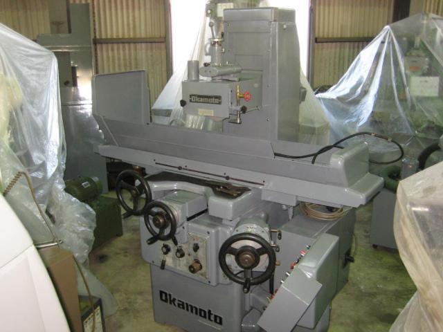 平面研削盤PSG-52BN