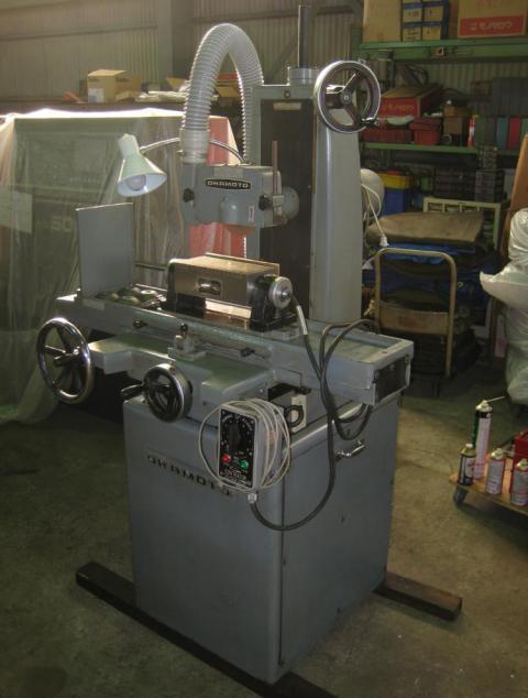 成形研削盤OMA-350
