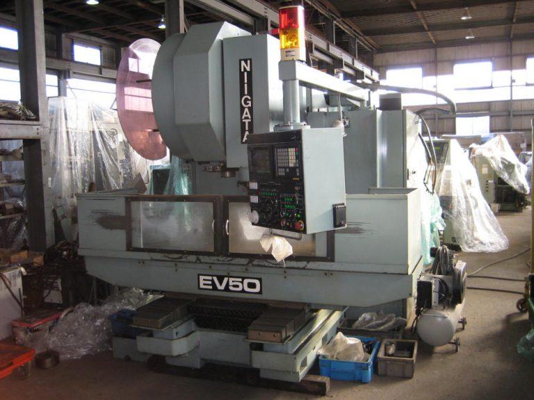 立マシニング(BT50)EV50