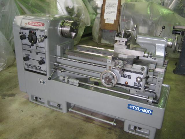 6尺旋盤TSL-860
