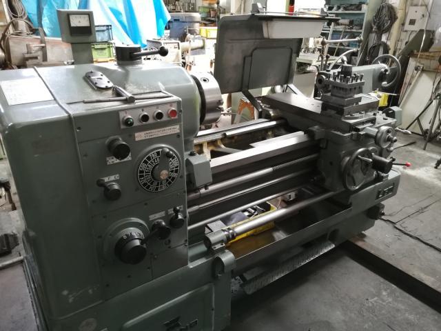 6尺旋盤LEO-80A