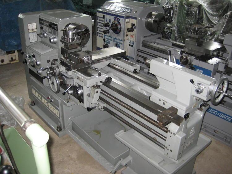 6尺旋盤MAZAK-860