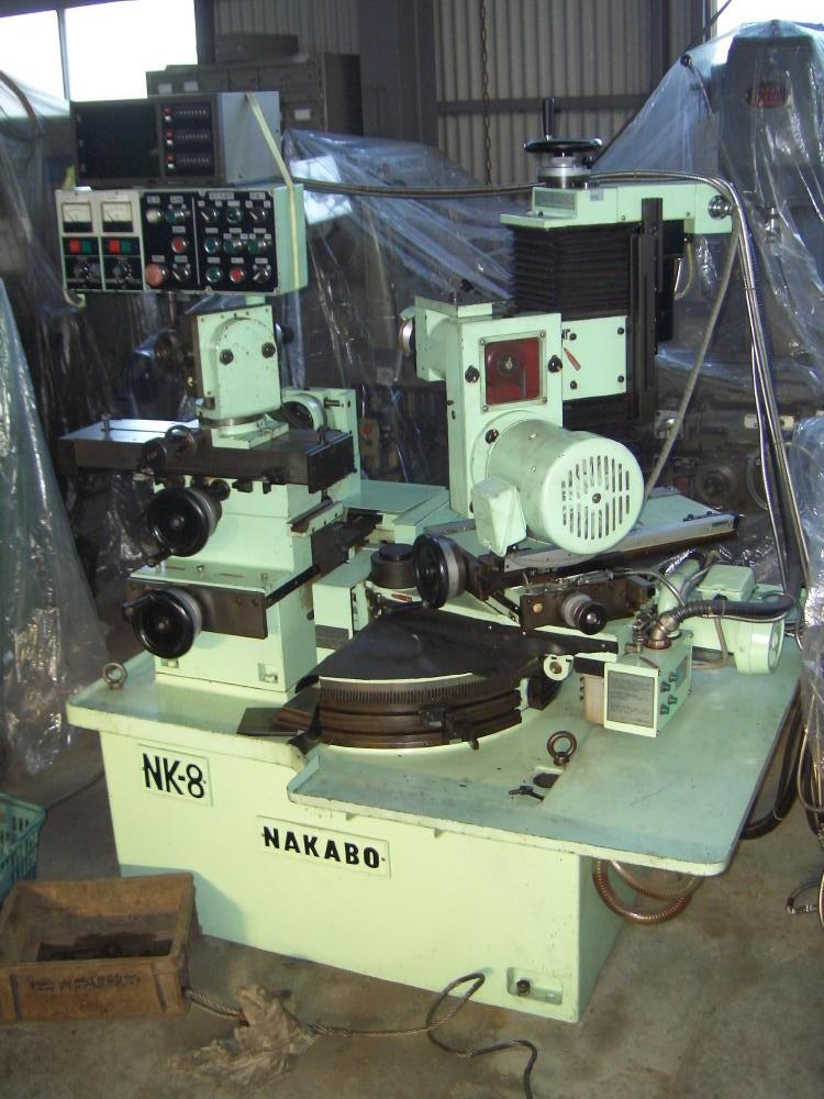 工具研削盤NK-8